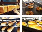 いろんなパンを作ってます