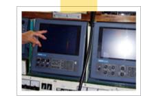 レーダーや魚群探知機(ギョタン)、ソナーも完備