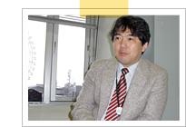 魚津水族館 館長 稲村さん