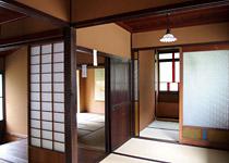 松桜閣 室内