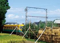 黒部地方鉄道 かぼちゃ電車