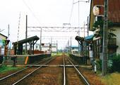 富山地方鉄道 石田駅