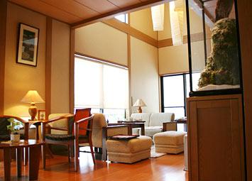 富山県魚津市のいけがみ旅館はあたたかな雰囲気