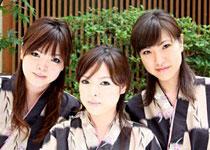 いけがみ旅館の美人三姉妹