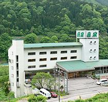 グリーンホテル喜泉 外観