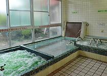 藤の湯の浴場