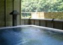 露天風呂「琴音の湯」ヒノキ風呂
