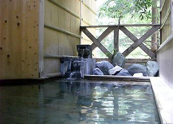 宇奈月グランドホテル 露天風呂